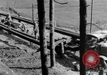 Image of U.S. soldiers build camp France, 1918, second 19 stock footage video 65675042414
