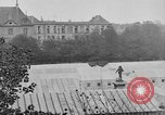Image of Allied wounded soldiers hospital World War 1 France, 1918, second 11 stock footage video 65675042424