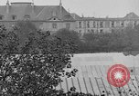 Image of Allied wounded soldiers hospital World War 1 France, 1918, second 15 stock footage video 65675042424