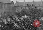 Image of Allied wounded soldiers hospital World War 1 France, 1918, second 25 stock footage video 65675042424
