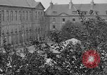 Image of Allied wounded soldiers hospital World War 1 France, 1918, second 26 stock footage video 65675042424
