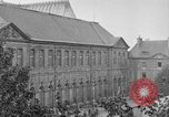Image of Allied wounded soldiers hospital World War 1 France, 1918, second 36 stock footage video 65675042424