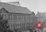 Image of Allied wounded soldiers hospital World War 1 France, 1918, second 37 stock footage video 65675042424