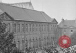 Image of Allied wounded soldiers hospital World War 1 France, 1918, second 38 stock footage video 65675042424