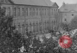 Image of Allied wounded soldiers hospital World War 1 France, 1918, second 43 stock footage video 65675042424