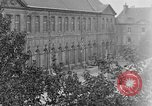Image of Allied wounded soldiers hospital World War 1 France, 1918, second 44 stock footage video 65675042424
