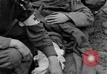 Image of Allied soldiers France, 1918, second 33 stock footage video 65675042427