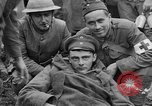 Image of Allied soldiers France, 1918, second 49 stock footage video 65675042427