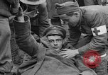 Image of Allied soldiers France, 1918, second 52 stock footage video 65675042427