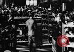 Image of Manufacturing and wartime industry in United States in World War I United States USA, 1917, second 4 stock footage video 65675042437