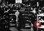 Image of Manufacturing and wartime industry in United States in World War I United States USA, 1917, second 5 stock footage video 65675042437