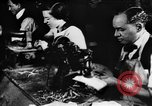 Image of Manufacturing and wartime industry in United States in World War I United States USA, 1917, second 14 stock footage video 65675042437
