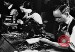 Image of Manufacturing and wartime industry in United States in World War I United States USA, 1917, second 17 stock footage video 65675042437