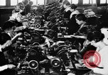 Image of Manufacturing and wartime industry in United States in World War I United States USA, 1917, second 18 stock footage video 65675042437