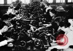 Image of Manufacturing and wartime industry in United States in World War I United States USA, 1917, second 19 stock footage video 65675042437