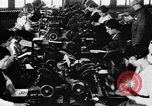 Image of Manufacturing and wartime industry in United States in World War I United States USA, 1917, second 20 stock footage video 65675042437