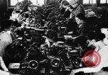 Image of Manufacturing and wartime industry in United States in World War I United States USA, 1917, second 22 stock footage video 65675042437