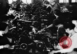 Image of Manufacturing and wartime industry in United States in World War I United States USA, 1917, second 23 stock footage video 65675042437