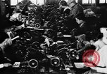 Image of Manufacturing and wartime industry in United States in World War I United States USA, 1917, second 25 stock footage video 65675042437