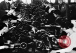 Image of Manufacturing and wartime industry in United States in World War I United States USA, 1917, second 28 stock footage video 65675042437