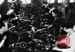 Image of Manufacturing and wartime industry in United States in World War I United States USA, 1917, second 30 stock footage video 65675042437