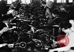 Image of Manufacturing and wartime industry in United States in World War I United States USA, 1917, second 32 stock footage video 65675042437