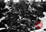 Image of Manufacturing and wartime industry in United States in World War I United States USA, 1917, second 33 stock footage video 65675042437