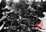 Image of Manufacturing and wartime industry in United States in World War I United States USA, 1917, second 34 stock footage video 65675042437