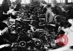 Image of Manufacturing and wartime industry in United States in World War I United States USA, 1917, second 35 stock footage video 65675042437