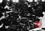 Image of Manufacturing and wartime industry in United States in World War I United States USA, 1917, second 36 stock footage video 65675042437