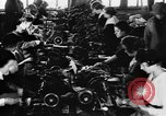 Image of Manufacturing and wartime industry in United States in World War I United States USA, 1917, second 37 stock footage video 65675042437