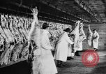 Image of Manufacturing and wartime industry in United States in World War I United States USA, 1917, second 52 stock footage video 65675042437
