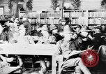 Image of Soldiers Recreation United States USA, 1918, second 14 stock footage video 65675042438