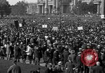 Image of Paul von Hindenburg Berlin Germany, 1918, second 2 stock footage video 65675042444