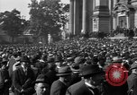 Image of Paul von Hindenburg Berlin Germany, 1918, second 11 stock footage video 65675042444