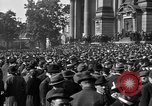 Image of Paul von Hindenburg Berlin Germany, 1918, second 12 stock footage video 65675042444