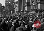Image of Paul von Hindenburg Berlin Germany, 1918, second 13 stock footage video 65675042444