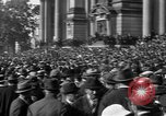 Image of Paul von Hindenburg Berlin Germany, 1918, second 15 stock footage video 65675042444