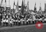 Image of Paul von Hindenburg Berlin Germany, 1918, second 21 stock footage video 65675042444