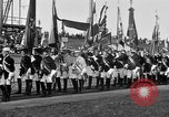 Image of Paul von Hindenburg Berlin Germany, 1918, second 24 stock footage video 65675042444