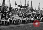 Image of Paul von Hindenburg Berlin Germany, 1918, second 25 stock footage video 65675042444