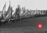 Image of Paul von Hindenburg Berlin Germany, 1918, second 43 stock footage video 65675042444