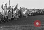 Image of Paul von Hindenburg Berlin Germany, 1918, second 46 stock footage video 65675042444