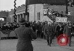Image of Paul von Hindenburg Berlin Germany, 1918, second 54 stock footage video 65675042444