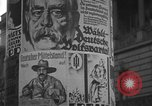 Image of elections Berlin Germany, 1924, second 15 stock footage video 65675042449