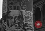 Image of elections Berlin Germany, 1924, second 19 stock footage video 65675042449
