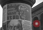 Image of elections Berlin Germany, 1924, second 22 stock footage video 65675042449