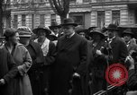 Image of elections Berlin Germany, 1924, second 25 stock footage video 65675042449
