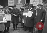 Image of elections Berlin Germany, 1924, second 32 stock footage video 65675042449