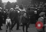 Image of Pacifists in London during World War I London England United Kingdom, 1918, second 12 stock footage video 65675042451